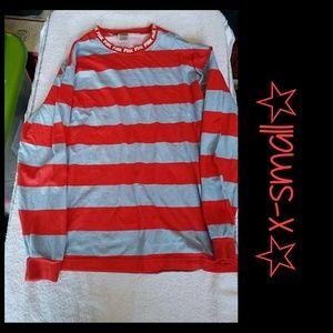 VS PINK Long Sleeve Shirt *xsmall*